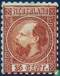 King Willem III (K10½: 10¼)