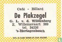 Café Billard De Plakzegel