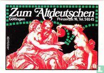 Zum Altdeutschen