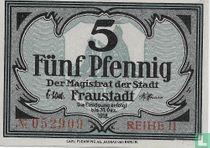 Fraustadt 5 Pfennig