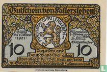 Fallersleben 10 Pfennig