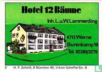 Hotel 12 Bäume - L.u.W. Lammerding