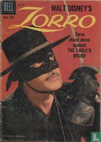 Zorro stood alone against The Eagle's Brood