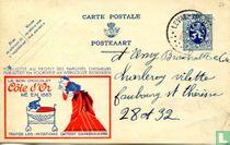 Postcard - Publibel 50