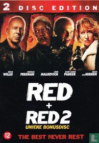 Red + Red2 unieke bonusdisc