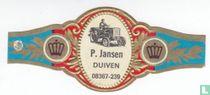 P.Jansen Duiven 08367-239