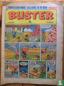 Buster 1st June