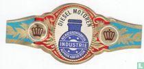 Diesel Motoren NV Motorenfabriek Industrie Alphen aan de Rijn