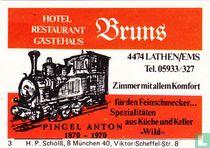 Hotel Restaurant Gasthaus Bruns