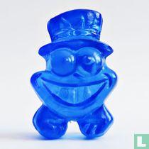 Top Hat [t] (blauw)