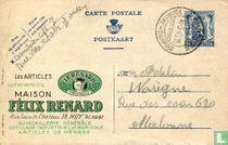 Postcard - Publibel 0554