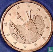 Andorra 1 cent 2014