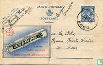 Postcard - Publibel 0556