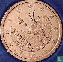 Andorra 2 cent 2014