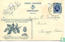 Postcard - Publibel 18