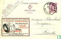 Postcard - Publibel 0634