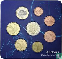 "Andorra mint set 2014 ""Starterkit"""