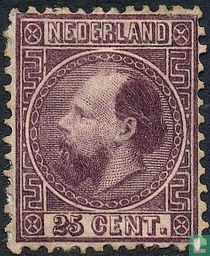 King Willem III (12¾: 11¾)