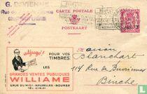 Postcard - Publibel 0611