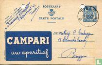 Postcard - Publibel 0585