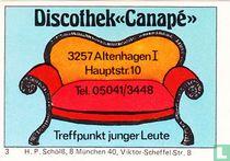 """Discothek """"Canapé"""""""