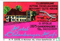"""Hotel """"Oldenburger Hof"""" - O. Stolle"""