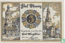 Sangerhausen 5 Pfennig