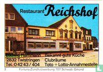 Restaurant Reichstag - Ludwig Hammann
