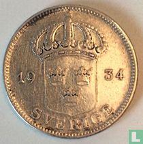 Schweden 50 Öre 1934