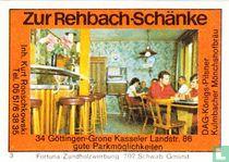 Zur Rehbach Schänke - Kurt Ronschkowski
