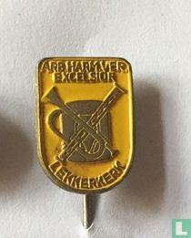 Arb.Harm.Ver. Excelsior Lekkerkerk [geel]