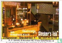 """Stecker's Eck"" - Elisabeth Koch"