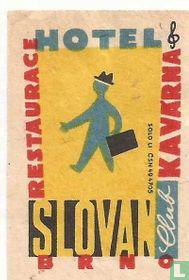 Hotel Slovan Brno Restaurace
