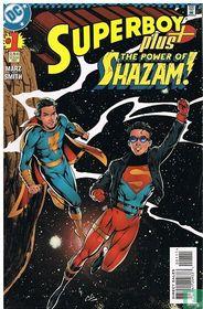 Superboy Plus - The power of Shazam!