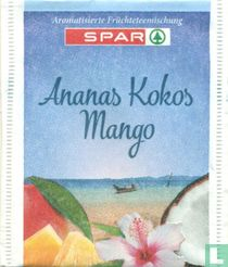 Ananas Kokos Mango