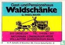 Waldschänke - G. Inselmann