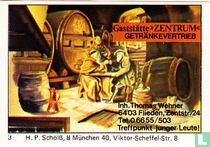 """Gaststättte """"Zentrum"""" - Thomas Wehner"""