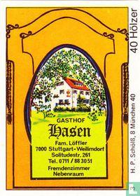 Gasthof Hasen - Fam. Löffler