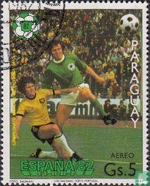 Fußballweltmeisterschaft, Spanien