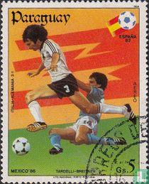 FIFA World Cup - Spanje en Mexico