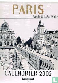 Paris Calendrier 2002
