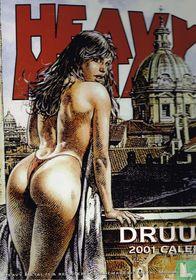 Druuna 2001 calendar