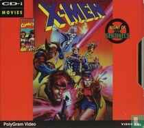 X-Men - Night of the Sentinels