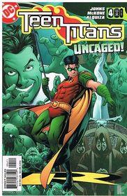 Teen Titans 4 - Uncaged