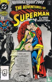 The Adventures Of Superman Annual 3 - 1991