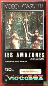 Les Amazones de la Luxure