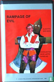 Rampage Of Evil