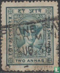 Maharaja Yeshwant Rao Holkar II