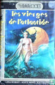 Les Vierges de l'Atlantide