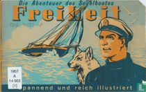 Die Abenteuer des Segelbootes Freiheit